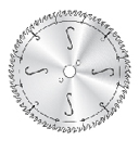 1110 Special circular saw blade with trick thickness