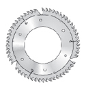 1150 Trimming hoggers saw blade