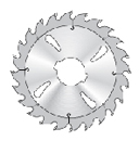 1240 Saw blade for multiple ripsaws