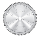 1390 Circular saw blades with noise reduction alternate cutting