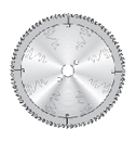 1400 Circular saw blades with noise reduction for alluminium cutting